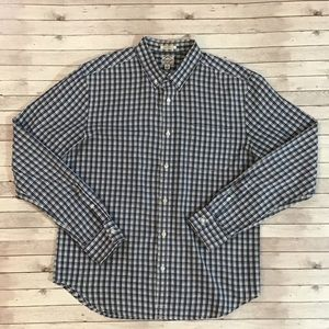 Lucky brand Size large Men's shirt